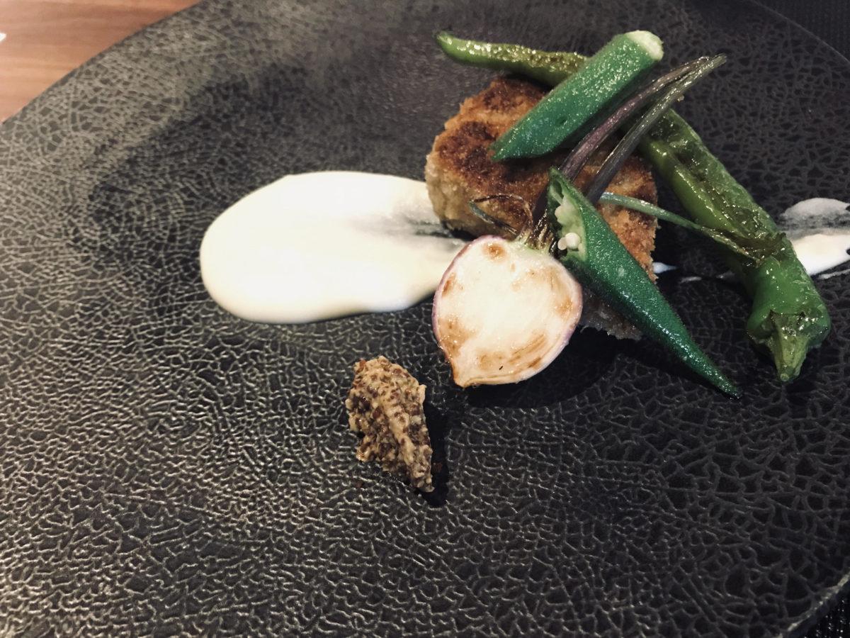 お料理教室での漬物を使ったアレンジレシピ②