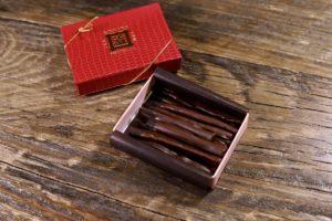 CHOCOLATERIE TAKASU様とのコラボ商品「モリグチジェット」
