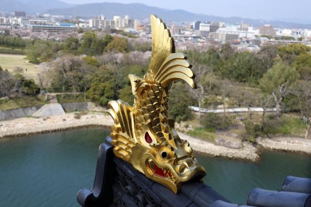 名古屋城再建といづ藤漬物舗-後編-
